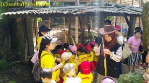 tempat liburan anak di bogor wisata edukasi